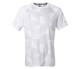 Fila Core Printed Crew Top