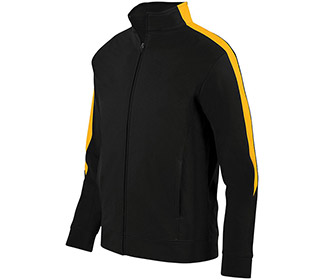 Augusta Medalist Jacket 2.0 (M) (Black/Gold)