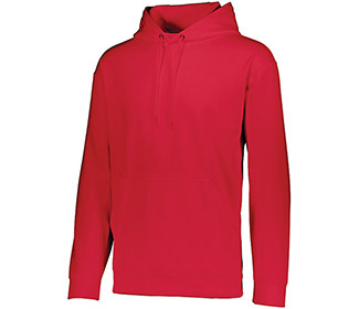 Augusta Wicking Fleece Hooded Sweatshirt (M)