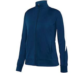 AUG-MEDALIST JACKET(W) NAV