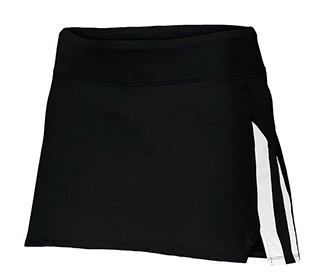 AUGUSTA FORCE SKORT (W) BLK