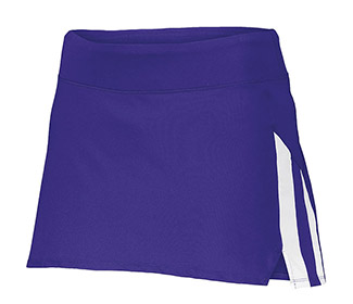 Augusta Force Skirt (W) (Purple)