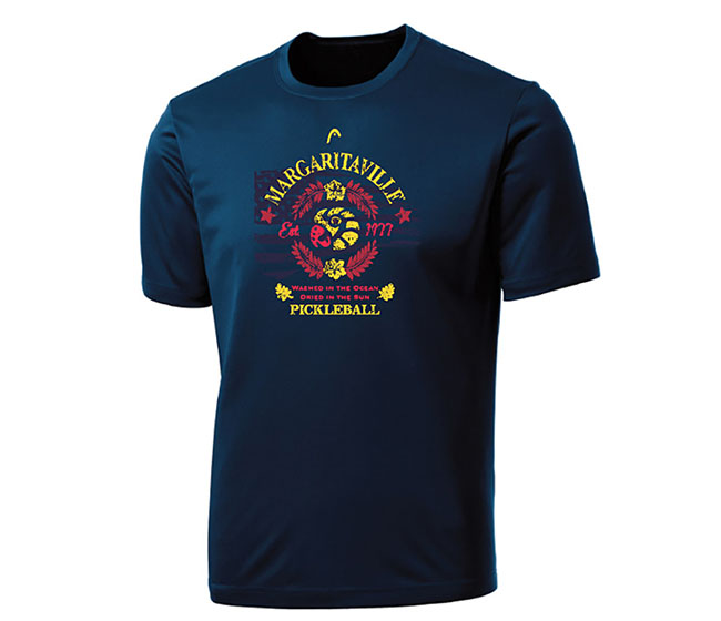Head PB Margaritaville Washed Ocean Tee (M)