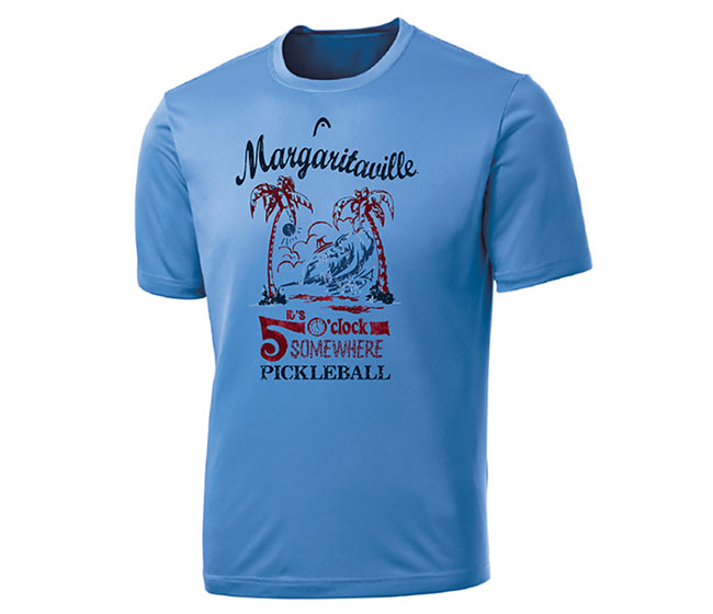 Head PB Margaritaville 5 0'Clock Tee (M)