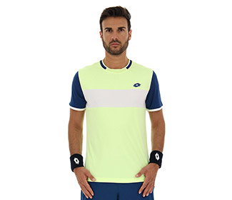 Lotto Top Ten II Block Tee (M)