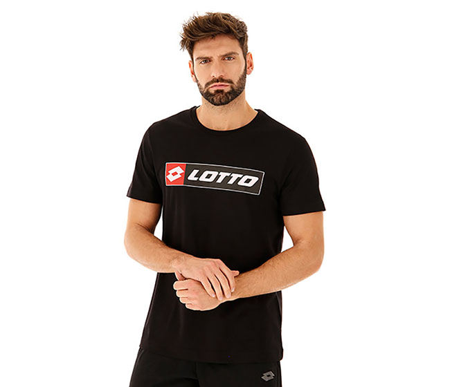 Lotto Logo Tee (M)