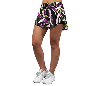 Lotto Popflower Printed Skirt (W)
