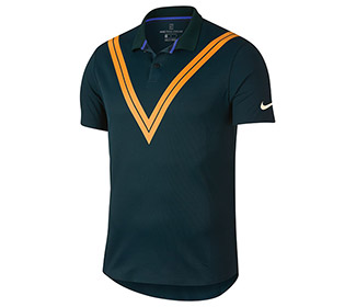 Nike Court RF Advantage Polo NY (M)