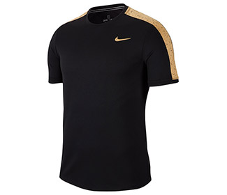 Nike Court Dry Graphic Top (M)