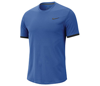 Nike Court Dry Colorblock Top (M)