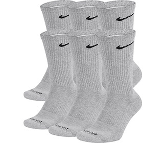 Nike Everyday Plus Cushion Crew 6x
