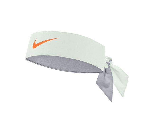 Nike Tennis Premier Head Tie (Light Green/Orange)