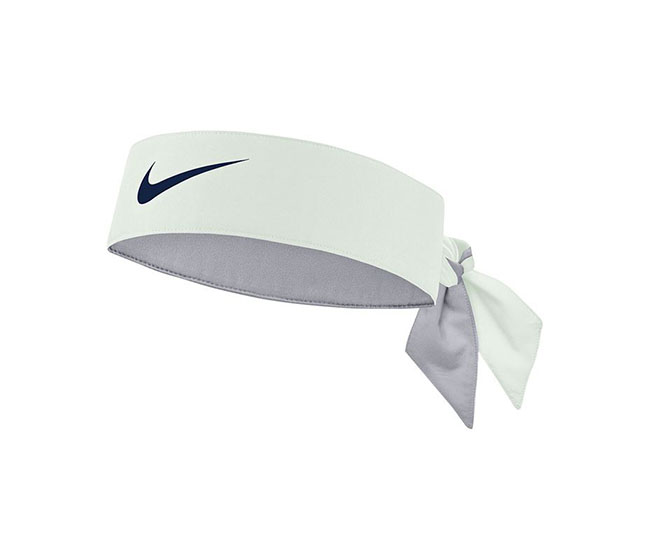 Nike Tennis Premier Head Tie (Light Green/Blue)
