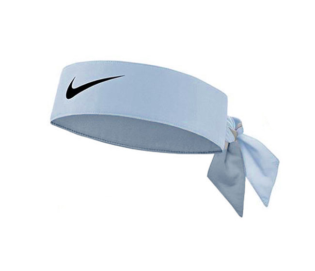 Nike Tennis Premier Head Tie (Light Blue)