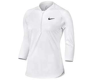 a38d29122414f Nike Dry Pure 1 2 Zip Top