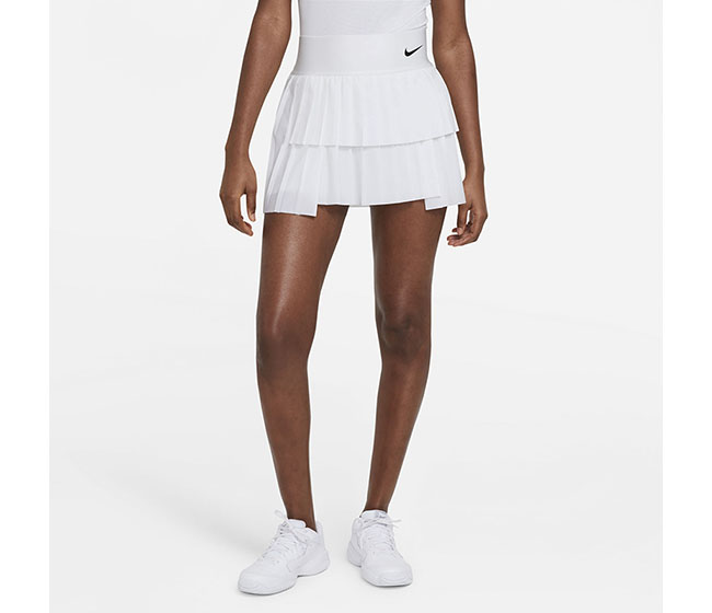 Nike Court DriFit Advantage Pleated Skirt (W)