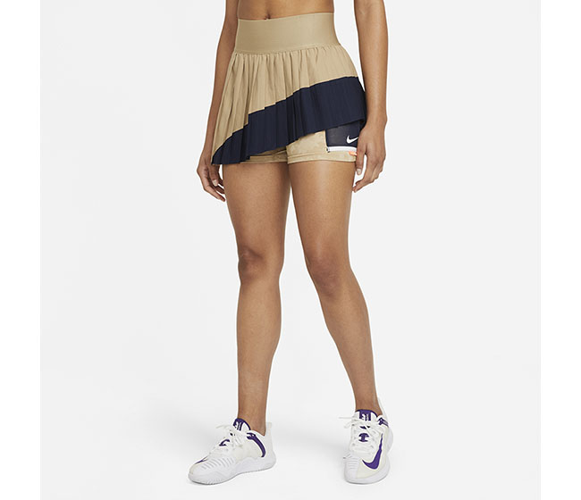 Nike Court Slam Skirt Melbourne (W) (Beige)