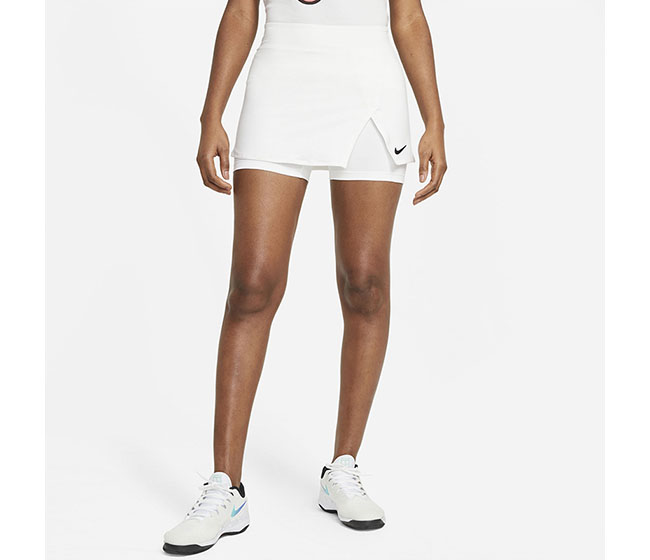 Nike Court Victory Skirt (W) (White)