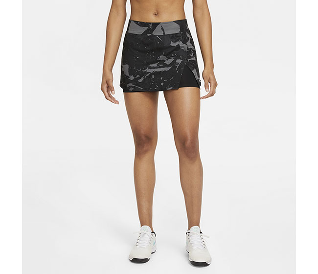 Nike Court Victory Skirt (W) (Black)
