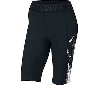 "Nike Court Power Baseline 11"" Short"