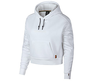 Nike Court Pullover Hoodie (W)