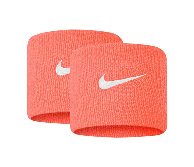 Nike Tennis Premier Wristbands (2x) (Bright Orange)