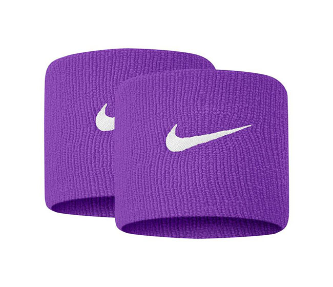 Nike Tennis Premier Wristbands (2x) (Purple)