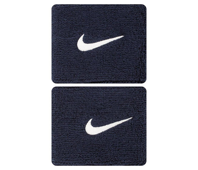 Nike Tennis Premier Wristbands (2x) (Navy)