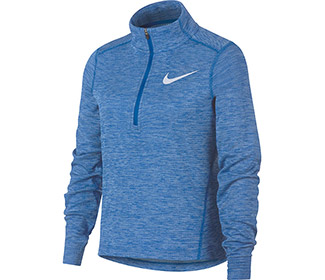 Nike Half Zip L/S Running Top (G)