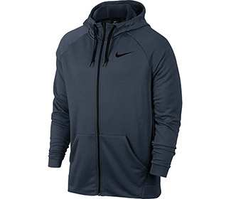 Nike Dry Hoodie Full Zip Fleece (M)