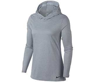 Nike Dry Top Long Sleeve Legend Hoodie (W)
