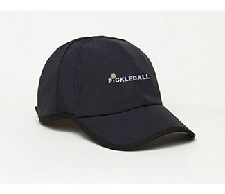 Pickleball Active Cap (U) Black