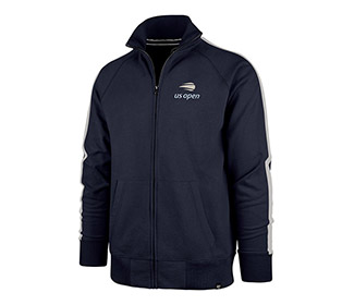 US Open Scrimmage Track Jacket (M) Navy