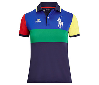 US Open '19 Ralph Lauren Ball Girl Polo (W)