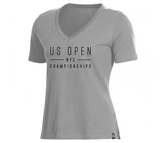US Open Under Armour Performance V-Neck (W)