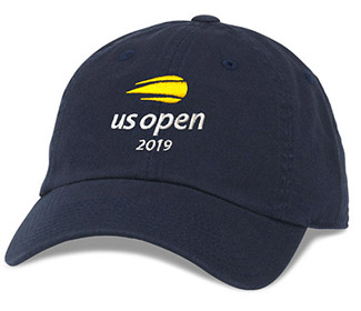US Open 2019 Washed Cap (M) Navy