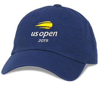 US Open 2019 Washed Cap (M) Bay Blue
