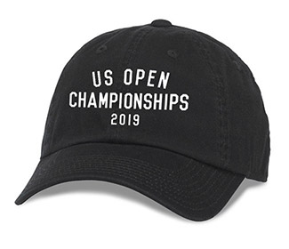 US Open 2019 Championship Cap (M) Black