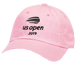 US Open 2019 Ladies Cap (W) Light Pink
