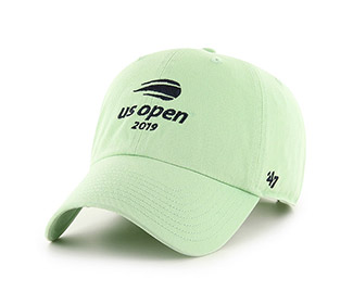 US Open 2019 Clean Up Cap (M) Hemlock