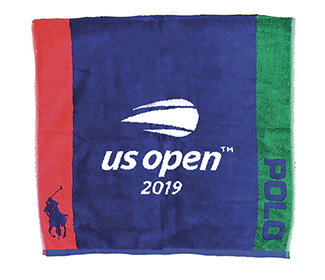 US Open 2019 Dated On Court Player Towel