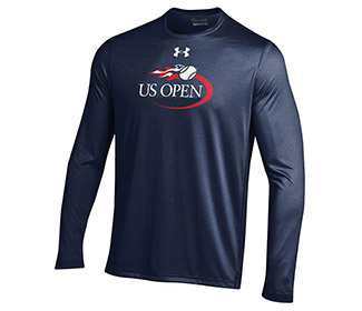US Open 2017 Under Armour Tech L/S Tee (M)