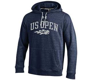 US Open'17 Under Armour Triblend Hoody (M)