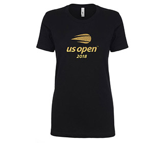 US Open 2018 Official Logo Tee (W)