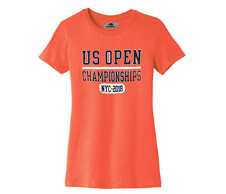 US Open '18 Championships Tee (W) Passion