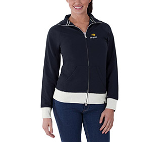 US Open 2018 NYC Track Jacket (W) Navy