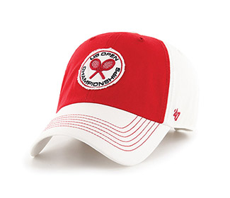 US Open '18 McCarthy Cap (M) Red/White