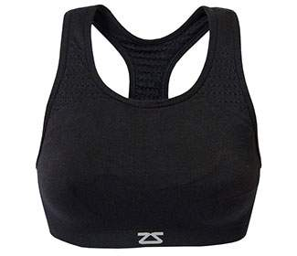 Zensah Seamless Sports Bra