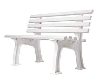 4' Courtsider Bench