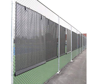 Tuffy Ballasted Windscreen (6' x 5')